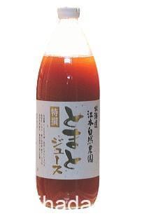 江本自然農園とまとジュース