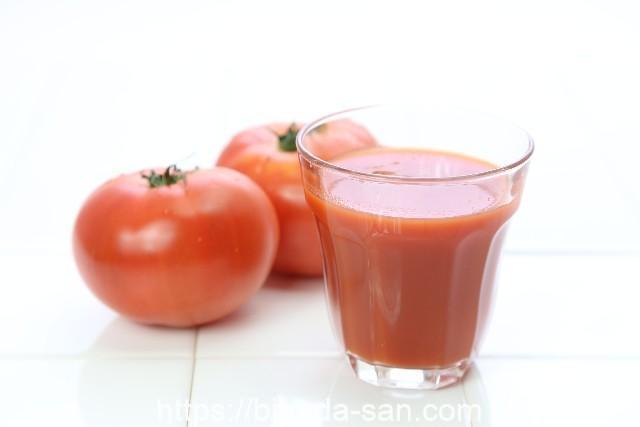 トマトジュース効果まとめ