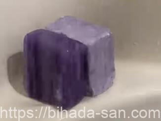 固形石鹸、固形シャンプーがドロドロにならない方法